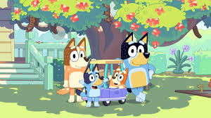 """Bluey,"" the Coronavirus, and the Weirdness of Little <b>Kids</b> 