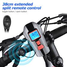 3 In1 Waterproof Bicycle Light <b>USB Charging Bike</b> Front Light ...