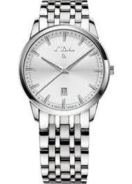 Наручные <b>часы L</b>'<b>Duchen</b> с одноцветным браслетом. Оригиналы ...