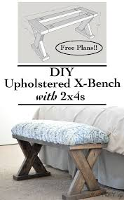 x contemporary bedroom benches: such an easy and quick build and so cheap too this diy upholstered