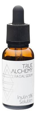 <b>Сыворотка</b> для лица и волос Facial <b>Serum</b> Inulin 5% Solution 30мл