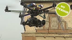 Ny filmande helikopter | SVT Play
