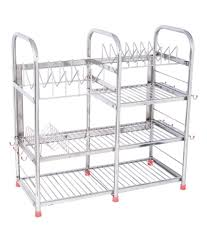Kitchen Racks Stainless Steel Amol Stainless Steel Storage Racks Buy Amol Stainless Steel