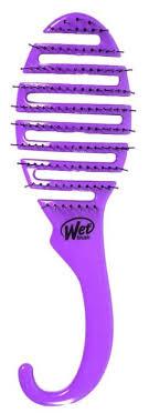 Wet Brush <b>Щетка для спутанных волос</b> Shower Detangler Solids ...