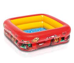 """Детский <b>бассейн</b> """"<b>Тачки</b>"""" <b>Intex</b> 57101 85х85х23 купить в интернет ..."""