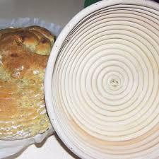5 Size Oval Dough <b>Rattan Basket</b> Backing Pans Dough Banneton ...