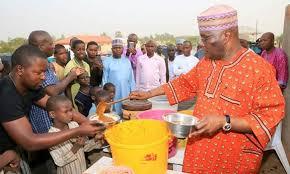 Image result for atiku abubakar with kids