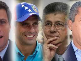 Resultado de imagen para desespero de la MUD en Venezuela