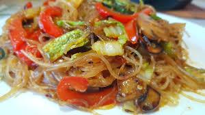 (WOK) Фунчоза с овощами цыганка готовит. Постное блюдо! Как ...