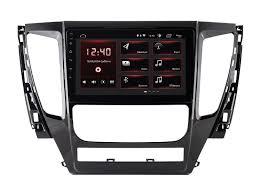 <b>Штатная магнитола INCAR</b> XTA-6108 для Mitsubishi Pajero Sport ...