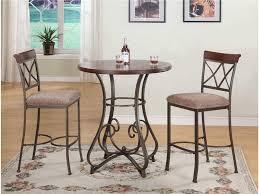 piece dining set pc pub powell furniture  pc hamilton pub set    pub table and
