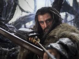 Thorin with a bow