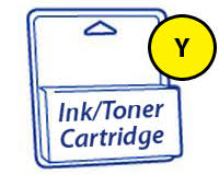 <b>Epson T6944 Yellow</b> Ink Cartridge - <b>700ml</b> (T-Series)