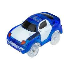 <b>1toy гибкий</b> трек синяя патрульная <b>машина</b>, с 5 ламп., на блист ...