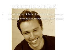 the book thief by bmthompson markus zusak