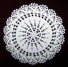 """Dollhouse Miniature <b>White Tablecloth 5</b>"""" <b>100</b>% Cotton Hand ..."""