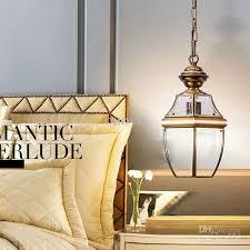 european vintage copper bedroom chain ceiling pendant lights hallway gallery pendant lamp pub haning light dining bedroom pendant lighting