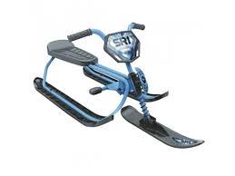 Купить <b>снегокат Snow Moto</b> SnowRunner SR1 голубой по цене от ...