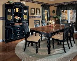 dining rooms black dining rooms and black dining room furniture on pinterest black wood dining room