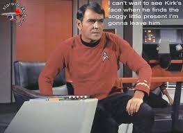 Captain Kirk To Scotty Quotes. QuotesGram via Relatably.com