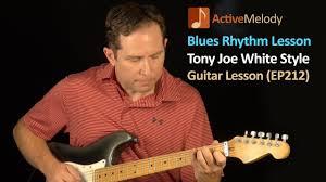 <b>Tony Joe White</b> Style Blues Rhythm Guitar Lesson - EP212 - YouTube