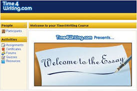 middle school essay writing    week online course for secondary  course overview