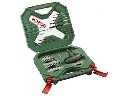 Купить набор сверл Bosch X-line 54, <b>набор бит и сверл</b>, 54 ...