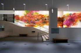 hammer projects katharina grosse hammer museum in 1999 she was the artist in residence at the ti foundation in marfa texas she lives and works in duumlsseldorf and berlin this hammer project marks