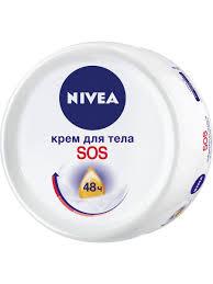 Интенсивно увлажняющий Sos-<b>крем для тела</b>, 200 мл <b>Nivea</b> ...