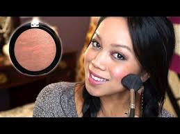 ELF <b>Baked Blush</b> First impression/ review - itsjudytime - YouTube