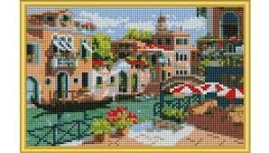 <b>Набор для творчества</b>, Алмазная мозаика Венецианский <b>канал</b> ...