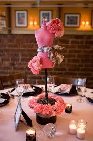 Black, White & <b>Pink Fashion</b>-Themed <b>Bridal Shower</b> | <b>Pink fashion</b> ...