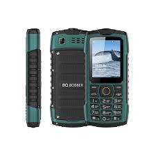 Мобильный <b>телефон BQ 2439</b> Bobber Green