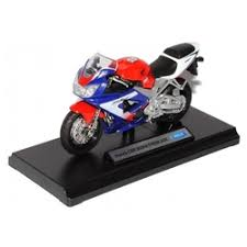 Модель <b>мотоцикла Welly</b> Motorcycle/Honda CBR900RR Fireblade 1