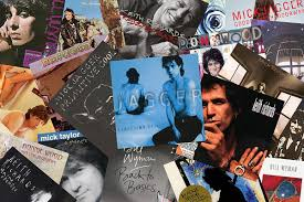 <b>Rolling Stones</b> Solo Albums Ranked Worst to Best
