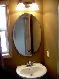 design ideas vanity mirrors bathroom oval