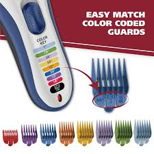 Wahl Color <b>Pro</b> 21-Piece <b>Cordless Hair Clipper</b> Set - Model #9649 ...