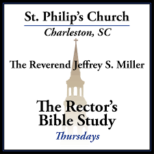 The Rector's Bible Study