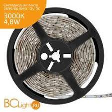 Купить <b>светодиодную ленту</b> теплого света 2700-3000К с ...