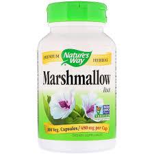 Nature's Way <b>Корень алтея 480 мг</b> 100 вегетарианских капсул ...
