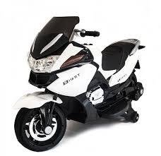 <b>Детский электромобиль</b> мотоцикл <b>BMW</b> R1200RT White 12V ...