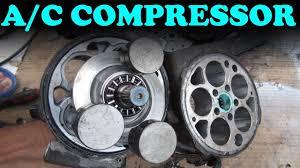 How an A/C <b>Compressor</b> Works - YouTube