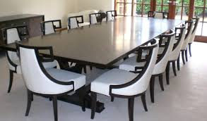 dining sets seater: luxurious white dining chairs design with black wooden frame for  person wooden square dining table