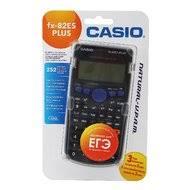 <b>Калькулятор CASIO FX-82ES PLUS</b> черный 12-разр. - купить ...