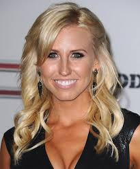 Courtney Force Hairstyle - Courtney-Force