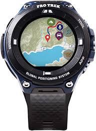 "Casio Men's""Pro Trek"" <b>Outdoor</b> GPS Resin <b>Sports Watch</b>"