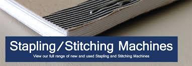 Paper Stapling & Stitching Machines - Binding Store UK