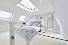 Loft Conversion Bedroom Design Modern Bedroom Photos L Shaped Loft Conversion Wimbledon