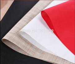 14ct or 18ct embroidery cross stitch plastic fabric aida cloth you can choose whitesred plastic fabricator