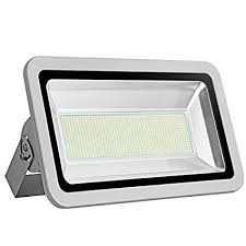 Missbee Super Bright 500W LED Flood Light, <b>55000lm</b> Outdoor ...